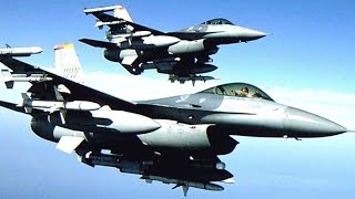 JET FIGHTER F-16 - Air Force Open Base - PAMERAN DIRGANTARA [HD]