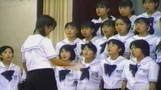 時の旅人(Toki no Tabibito - Time Travellers), school choir