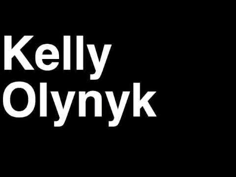 How to Pronounce Kelly Olynyk Boston Celtics NBA Draft Pick Player