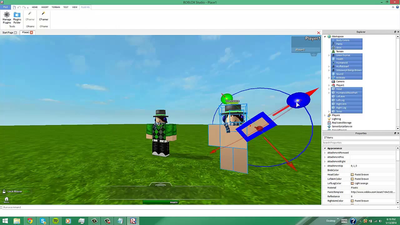 How To Print 3d Roblox Models Youtube