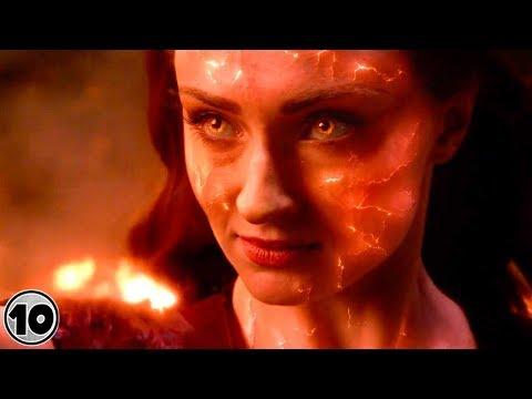 The Dark Phoenix Official Trailer Explained