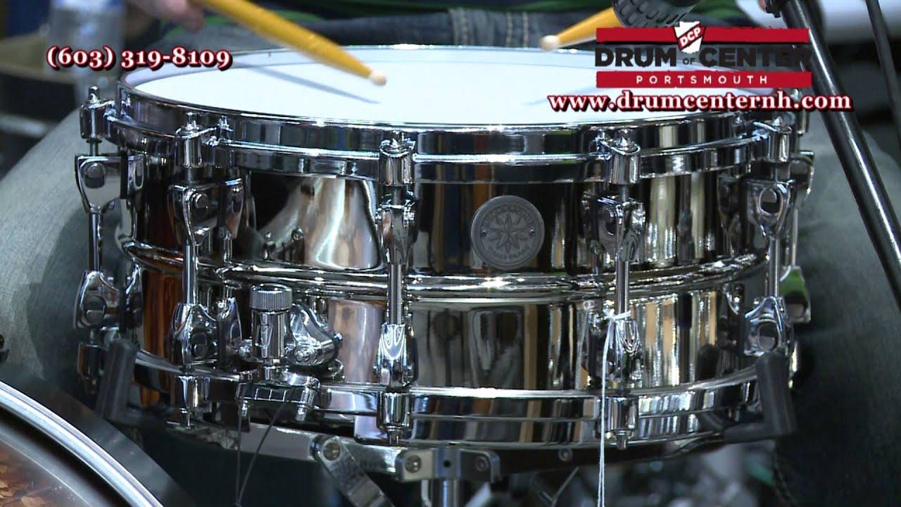 tama starphonic brass snare drum 6x14 youtube. Black Bedroom Furniture Sets. Home Design Ideas