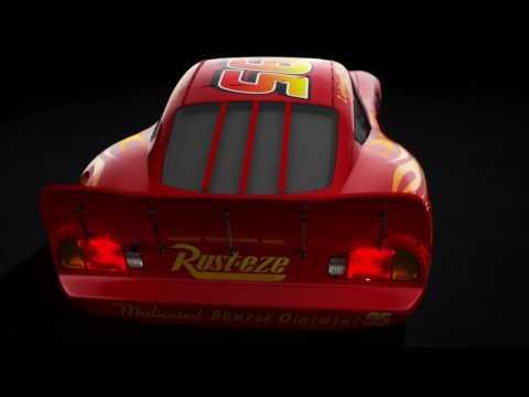 Cars 3 - Presentando a