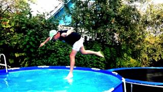 Батут и бассейн (Дабстеп) - Pool and Trampoline (Dubstep)