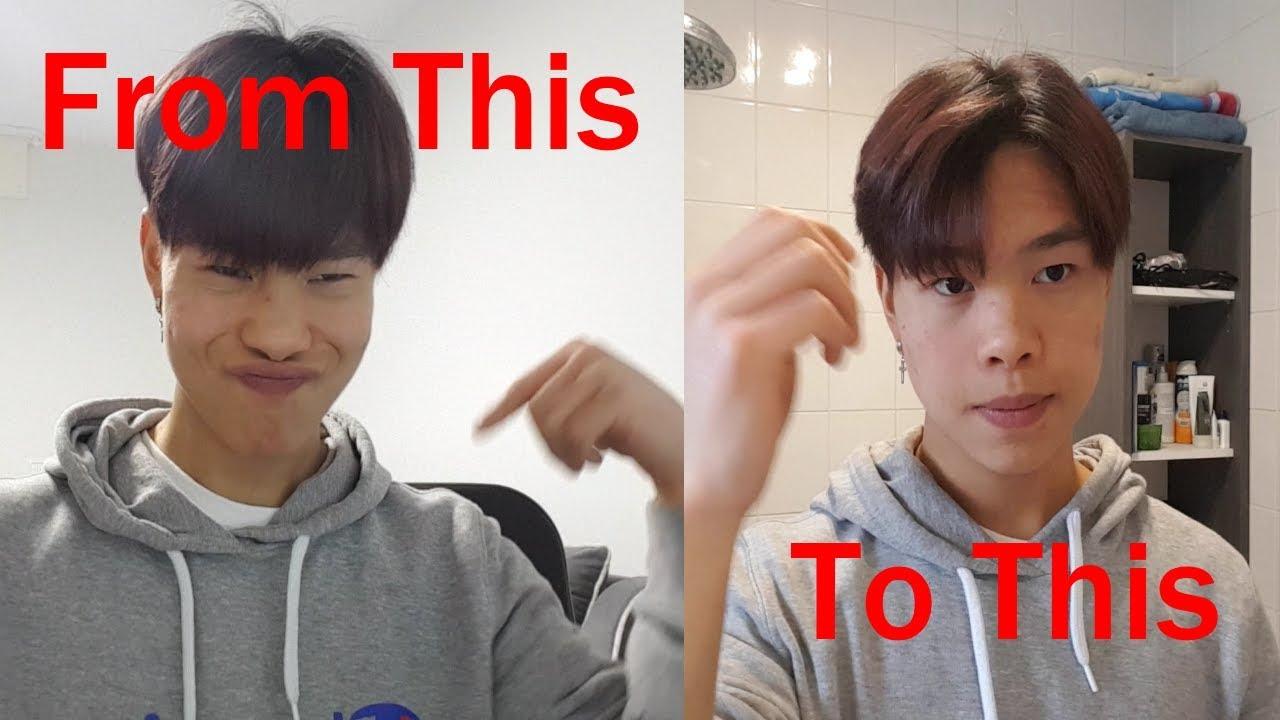 K Pop Idol Hairstyle Tutorial Youtube