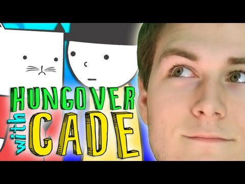 EXCLUSIVE ANIMATOR INTERVIEW - Hungover with Cade (Ep. 5)