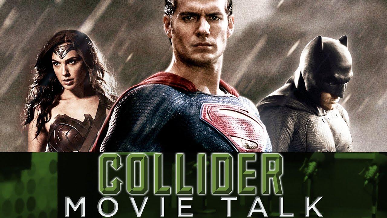Collider Movie Talk Batman V Superman Breaks Box fice Records