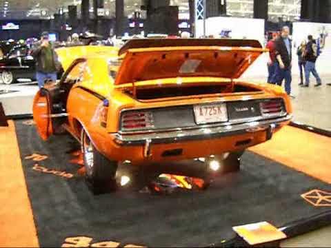 Six Pack CUDA At The Car Show IX Center YouTube - Ix center car show 2018