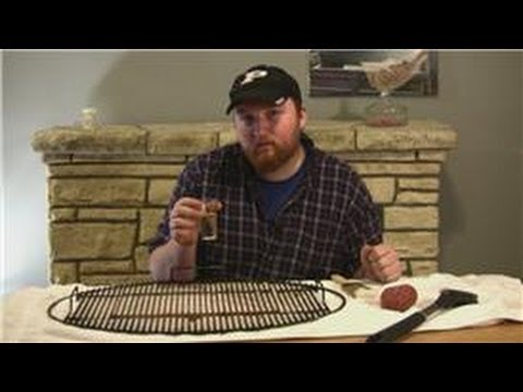 rust removal how to clean rust from cast iron grill grates youtube. Black Bedroom Furniture Sets. Home Design Ideas