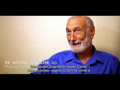 Cowspiracy - Dr. Michael Klaper speaks about vegan diet and dairies