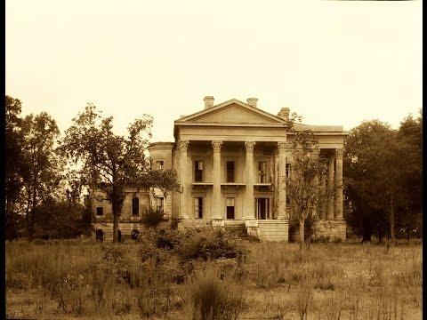 Belle Grove Plantation - Iberville Parish, Louisiana (Demolished in 1952)