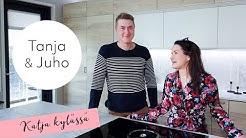 Lämminhenkinen ja elegantti koti | Tanja & Juho | Sievitalo Unto, Asuntomessut Kouvola 2019