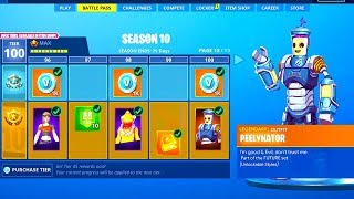 *NEW* SEASON 10 BATTLE PASS LEAKED! (SEASON 10 BATTLE PASS)
