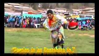 DANZA DE TIJERAS-patrimonio inmaterial de la humanidad- Internacional Yanapuyo