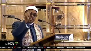 Muslims celebrate Eid al-Fitr
