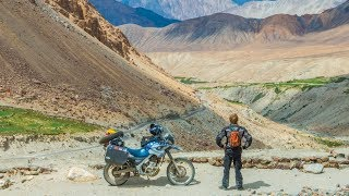 Australia to London -  Himalayan Motorcycle Adventure