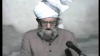 Urdu Dars Malfoozat #387, So Said Hazrat Mirza Ghulam Ahmad Qadiani(as), Islam Ahmadiyya