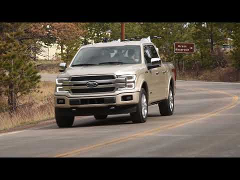 2018 Ford F-150 Diesel Review - First Drive