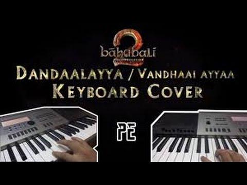 Nithish Keyboard: vandhaai ayya song keyboard notes
