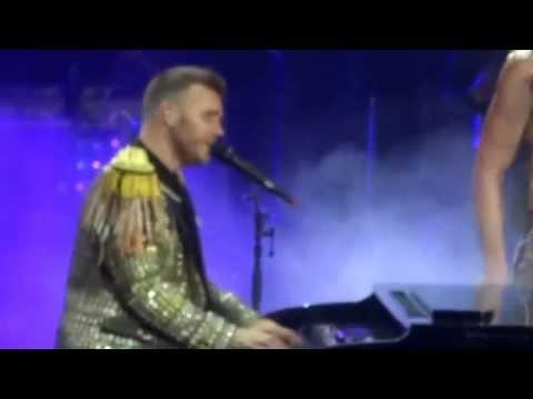 Take That  - Said it all (Live @ O2 London - 19 June 2015)