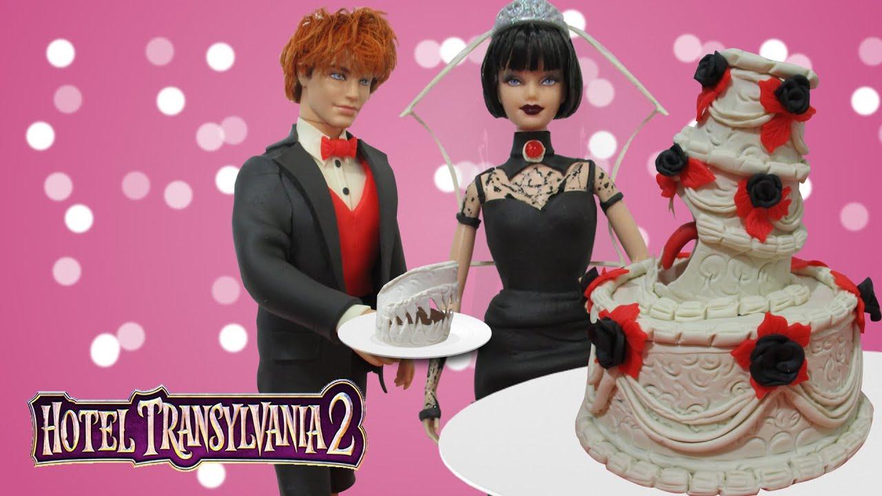 Play Doh Hotel Transylvania 2 Mavis Jonathan Wedding Inspired Clothes