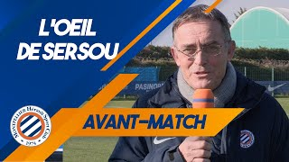 VIDEO: Avant-match : l'oeil de Sersou (Amiens SC vs MHSC)