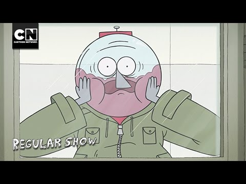 Sneaking Mission | Regular Show | Cartoon Network