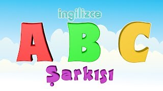 İngilizce ABC şarkısını ve Harflerin okunuşunu öğrenmek istermisiniz.