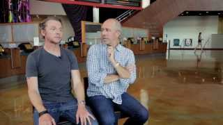 "ArcLight Stories - ""Hector And The Search For Happiness"" Simon Pegg And Director Peter Chelsom"