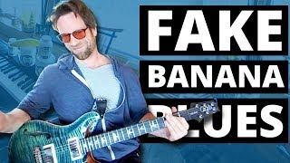 The fake banana blues (360 Music Video)