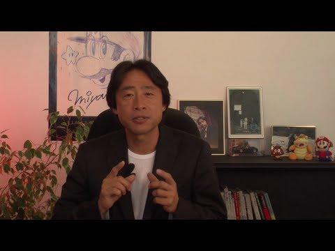 Nintendo Direct 22.06.2012 - Satoru Shibata présente les news Nintendo européennes