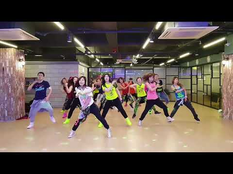 Mega Mix 63 Boom Boom - RedOne, Daddy Yankee, French Montana & Dinah Jane - LE. Choreo by Shindong