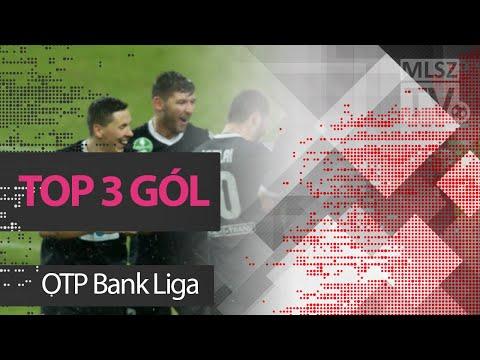 TOP 3 GÓL – 23. forduló | OTP Bank Liga | 2017/2018