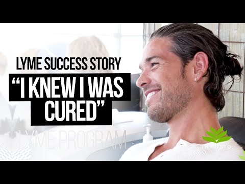 Lyme Disease Treatment Success Stories: Didier Cohen
