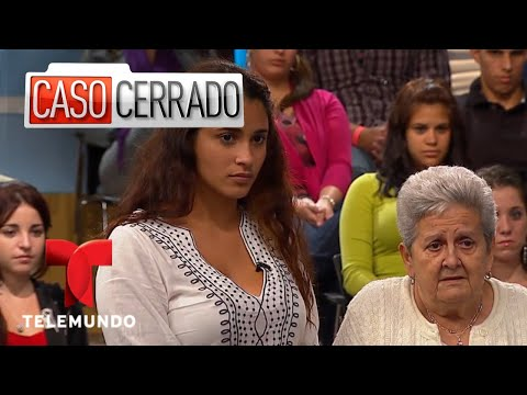 Romeo y Julieta del Siglo XXI 👵🏻👫👵🏻 | Caso Cerrado | Telemundo