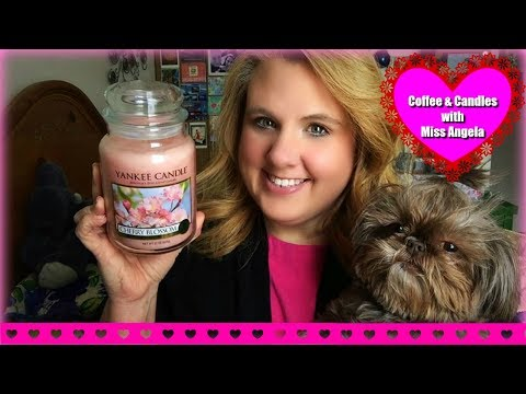Coffee & Candles With Miss Angela *February 2018*