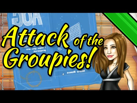 Shannon Tweed's Attack of the Groupies Gameplay! |