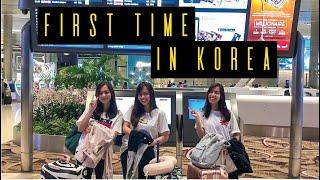 Gambar cover FIRST TIME IN SEOUL #1: Airbnb Apartment, KBS Music Bank, PENTAGON, Hongdae