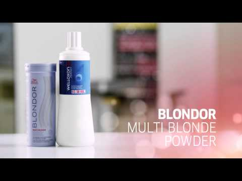 Blondor Freelights Reduced Swelling Demo