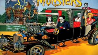 The Surf Dawgs - The Munsters theme song
