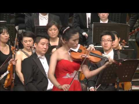 Tchaikovsky  violin concerto  D major op 35-- by Crystal  Qi