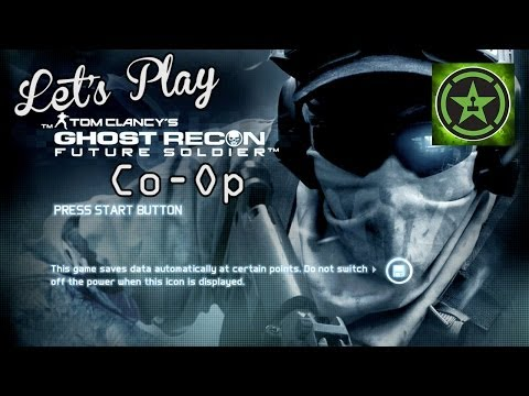 Let's Play - Tom Clancy's Ghost Recon: Future Soldier Co-Op