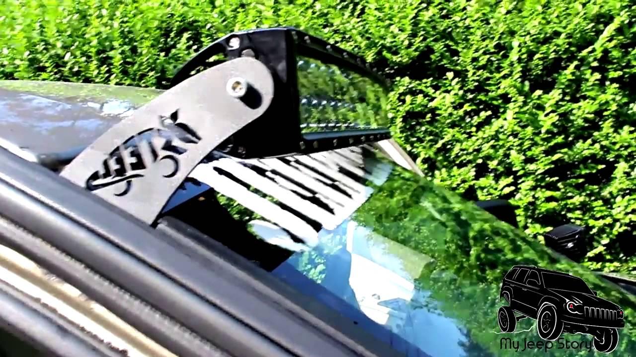 The Steel Armadillo Jeep Grand Cherokee Wk Windshield