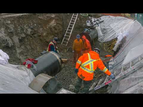 Water restrictions lifted in Comox Valley after pipe repaired