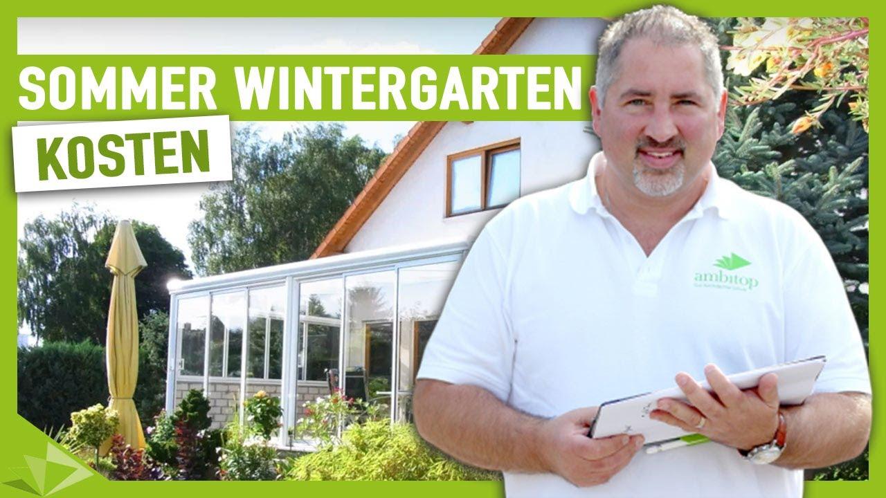 Wintergarten Aus Einem Terrassendach Erweitern Im