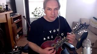 The Floating Crowbar (reel) on mandolin