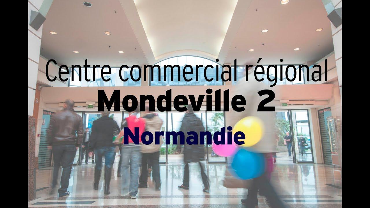 L 39 histoire du centre commercial r gional mondeville 2 youtube for Comcentre commercial mondeville