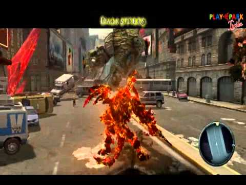 Playpark Inside : [2] Review Darksiders pc games