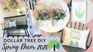 NEW Dollar Tree DIY Spring Dec…