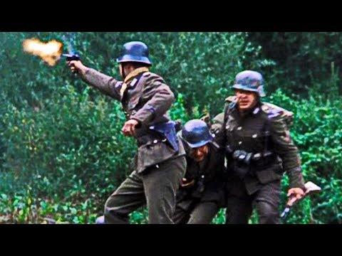 """Военные Фильмы """"БУНКЕР НЕПРИСТУПНАЯ КРЕПОСТЬ"""" 1944 ВОВ ! Военное Кино HD Video !"""
